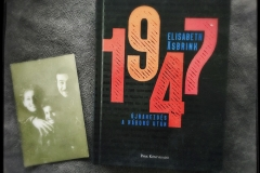 1947 in Hungarian. The story about my father and my grandparents during the Holocaust in Budapest returns to its language. Published by Park 2019.